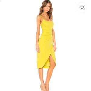 Genevieve Midi Dress Lovers + Friends